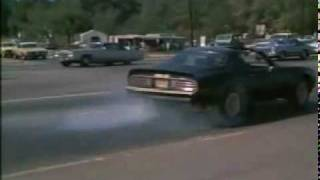 "Trans Am ""SMOKEY AND THE BANDIT"" MUSIC VIDEO"