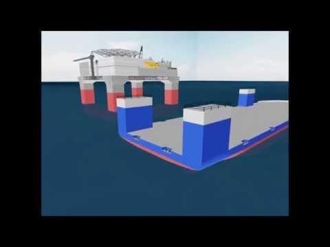 Heavy Lift Vessel Anna K