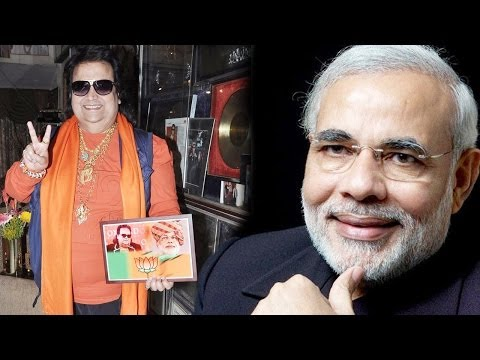 Bappi Lahiri Shares His Views On Politics