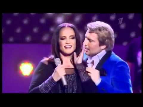 Смотреть клип Николай Басков и София Ротару - Я найду свою любовь