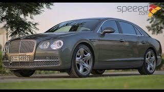 Bentley Flying Spur 2014 بنتلي فلاينغ سبير
