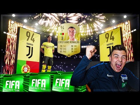 FIFA 19 HYPE IST DA!! PACKOPENING (bis der Doc kommt)
