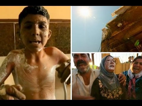Syria crisis: Children 'killed in Aleppo school strike' | BREAKING NEWS - 01 MAY 2014