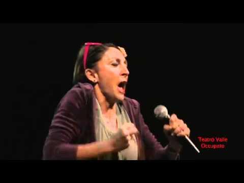 Teatro Valle Occupato - Paola Minaccioni