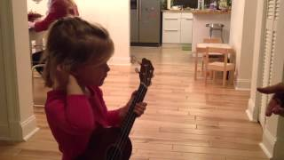 "My 2.5 year old performs ""Big Ben"" by Ari Hest"