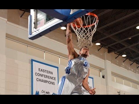 Tony Mitchell Throws Down The Monster Dunk