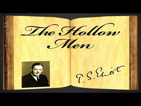 Essay on the hollow men