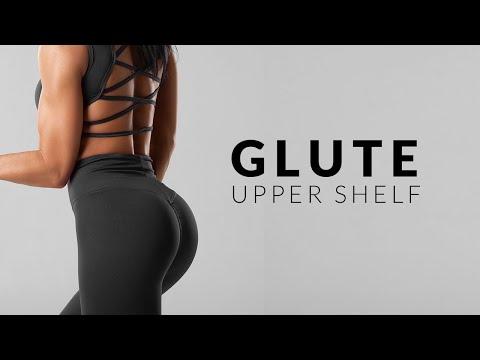 UPPER GLUTE WORKOUT (Build That Butt Shelf!)
