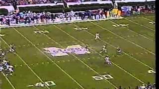 1997 Egg Bowl Ole Miss 15 v MSU 14
