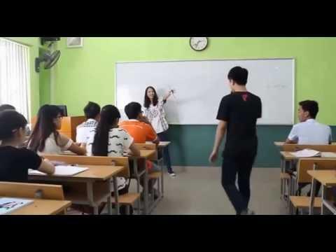 Clip học trò làm DJ, cô giáo đọc rap giảng bài  - Tayninh24h.vn