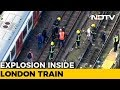 Several Injured in London Terror Attack