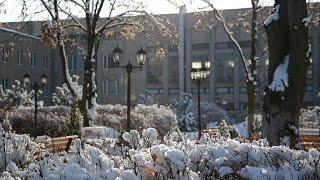 Зимові пейзажі ХНУВС