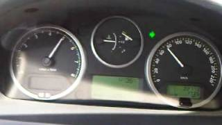 Land Rover LR2 Acceleration videos