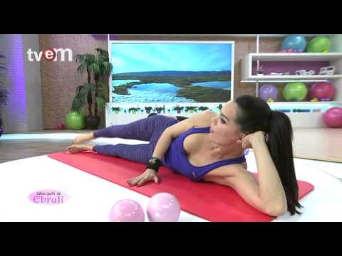 Ebru Şallı İle Pilates Egzersizleri 25.Bölüm