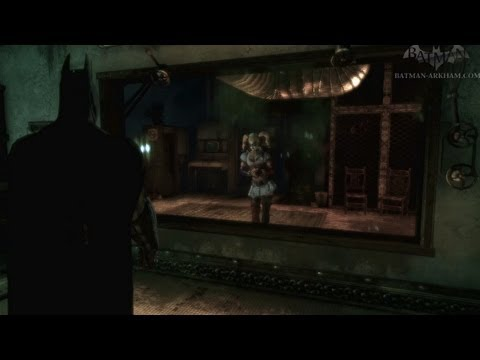 Batman: Arkham Asylum Walkthrough - Chapter 31 - Harley's Trap