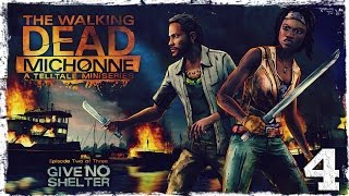 The Walking Dead: Michonne. #4: Побег.