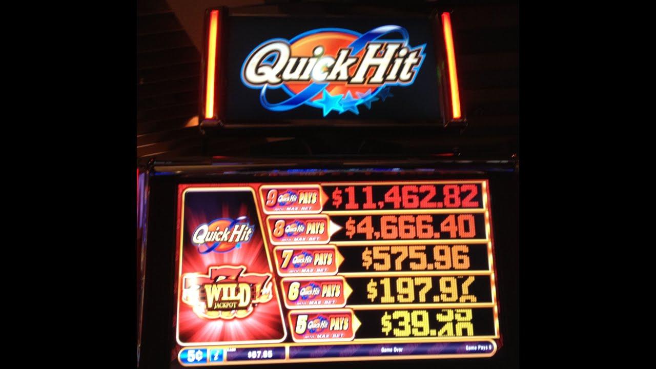 slot machine quick hits