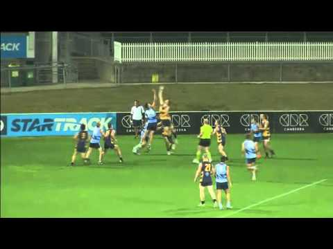 AFL Canberra vs AFL Sydney Men's Rep Game