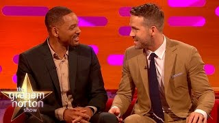 Ryan Reynolds and Catherine Zeta-Jones Have Some Weird Dating Advice - The Graham Norton Show