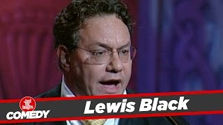 Lewis Black: It's Too Damn Hot