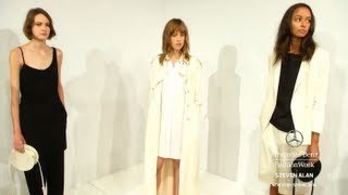 Stevan Alan Spring/Summer 2014 Video - New York