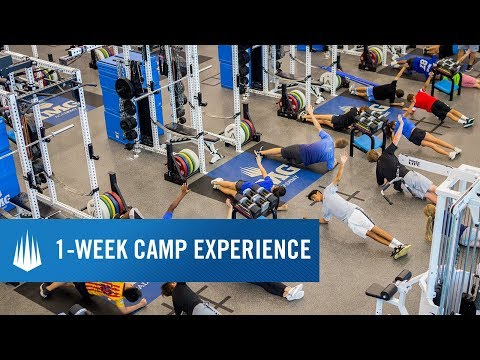 The 1-Week Camp Experience at IMG Academy