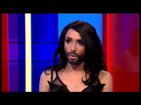 Conchita Wurst  I'm only a Drag Queen With a Beard