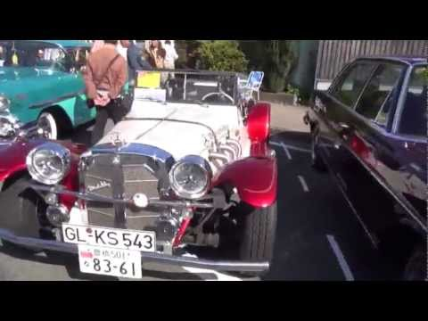 Futamata Festival - Antique Car and Motorcyles Show