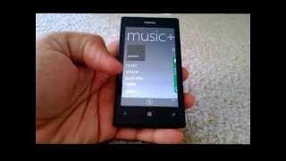 AT&T Nokia Lumia 520- FM Radio, Display+Touch, Double Tap