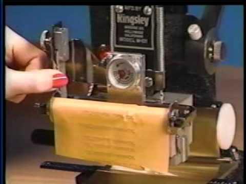 kingsley sting machine for sale
