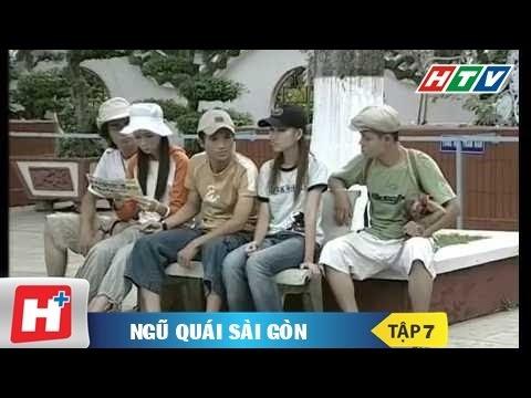 Ngũ quái Sài Gòn - Tập 07 | Phim Hành Động Việt Nam Mới Nhất Hay Nhất 2016