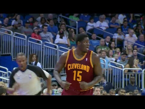 Anthony Bennett 16 Pts Highlights (4 QTR Showtime) at Orlando Magic (2013.10.11) (NBA PRESEASON)