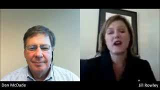 Interview With :    Jill Rowley, Modern Marketing Expert & Social Selling Evangelist, Oracle