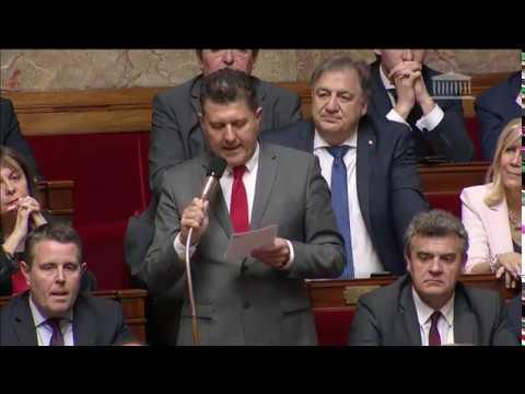 M. Fabrice Brun - Fractures territoriales