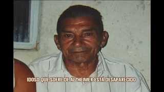 Idoso que sofre de alzheimer est� desaparecido