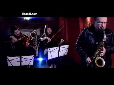 John Legend All of Me - Piano, Pipa, Saxophone & strings - Mbandi