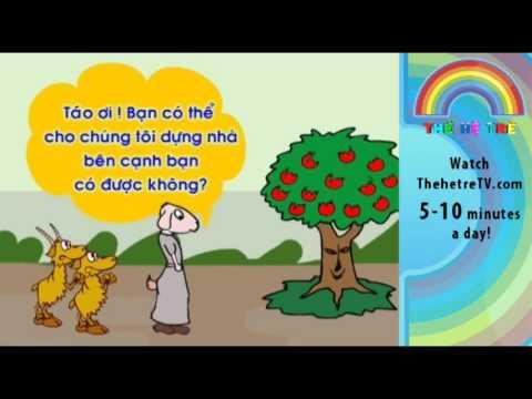 TheHeTreTV.com - Vietnamese Bed Time Story - Câu Chuyện Dê Làm Nhà
