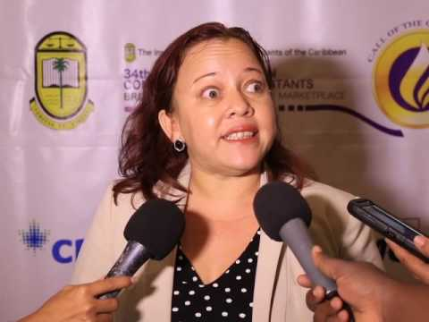 34th Annual Caribbean Conference of Accountants Held in Belize