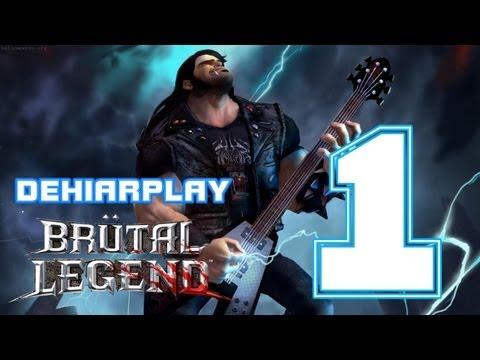 ����� �������� � Brutal Legend - 1 �����