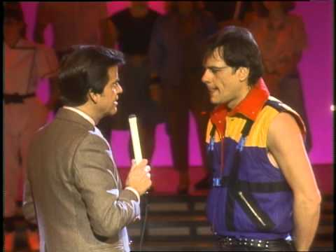 Dick Clark Interviews KC- American Bandstand 1984