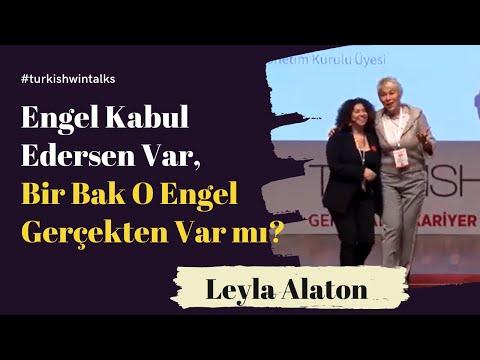 Leyla Alaton   Engel Kabul Edersen Var, Bir Bak O Engel Gerçekten Var mı?