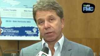 FMC Web TV com o Tesoureiro da FMC, deputado federal Luiz Fernando Faria