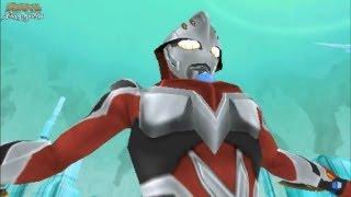 Ultraman All Star Chronicle Extra 19 20 Ultraman Nexus
