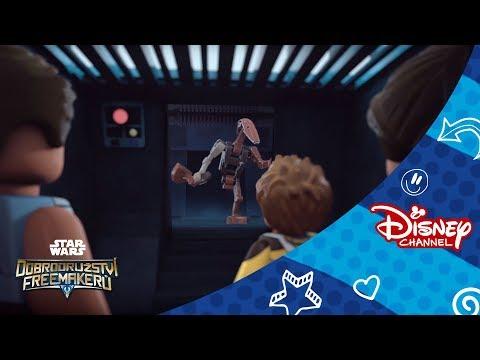 Star Wars: Dobrodružstvá Freemakerov - Pozor na Gamorreánsku chrípku