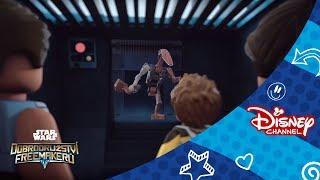Star Wars: Dobrodružství Freemakerů - Pozor na Gamorreánskou chřipku