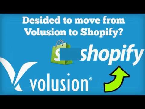 Swift Migration from Volusion to Shopify with Cart2Cart