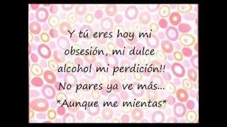 Alejandra Guzman Ft Dani Martin Aunque Me Mientas (letra