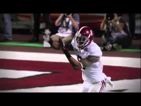 2013 BCS National Championship Highlight Alabama vs Notre Dame