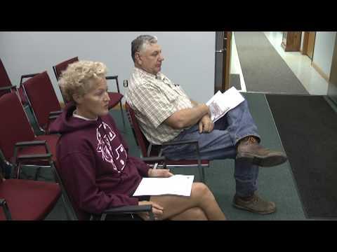 Champlain Town Board Meeting 9-13-11