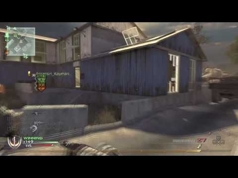 Modern Warfare 2 Harrier + Chopper Gunner + Nuke in Scrapyard
